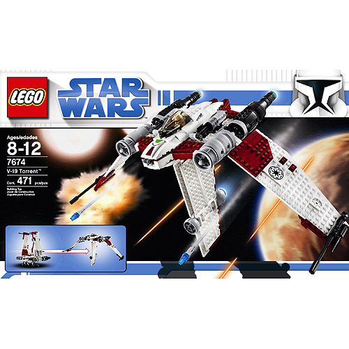 LEGO Star Wars - V-19 Torrent