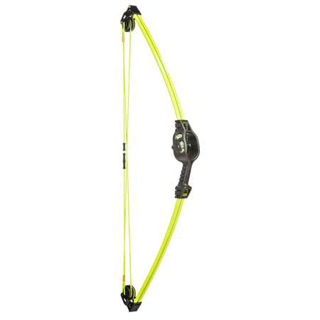 Bear Archery Spark Youth Bow Set Includes 2 Arrows, Armguard, Quiver, and Recommended for Ages 5 to 10](Bow And Arrow Set For Adults)
