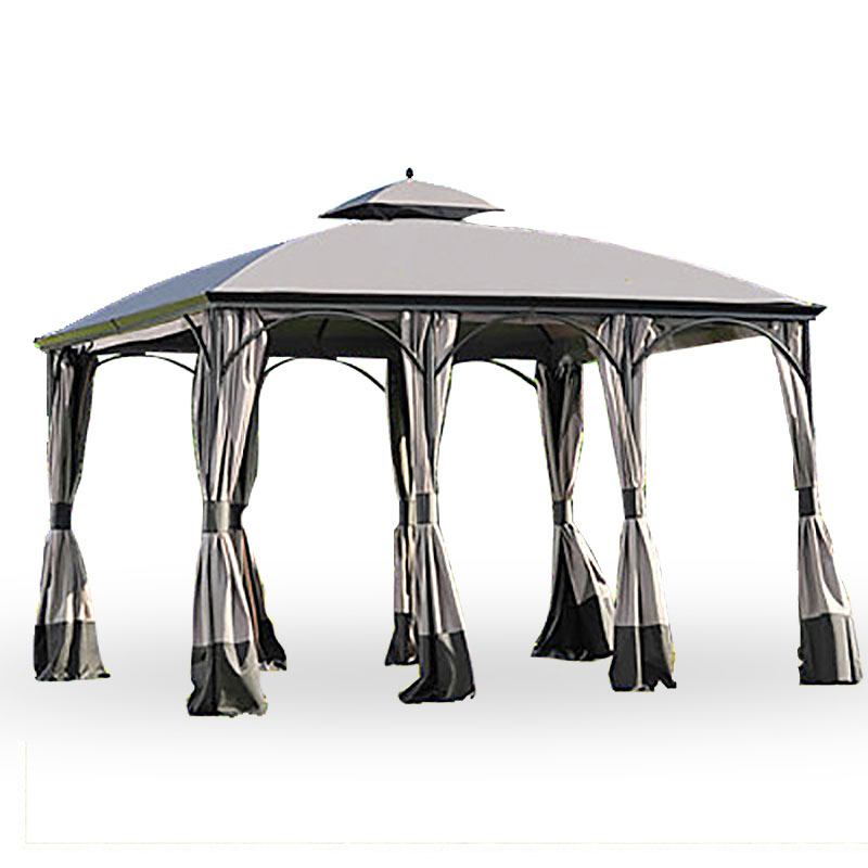 Garden Winds Replacement Canopy Top for the Somerset Gazebo - RipLock 350