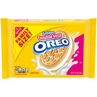 Nabisco Oreo Double Stuf Golden Sandwich Cookies, 20 Oz.