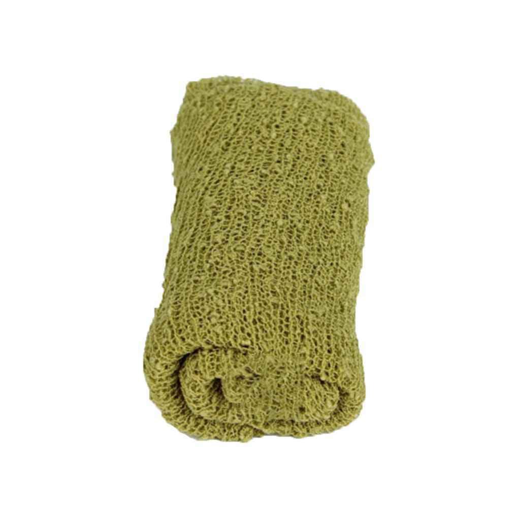 Boburyl La fotograf/ía apoya beb/é Manta Wraps Stretch Knit Wrap reci/én Nacido Photo Wraps Hamaca Envolver Relleno Wrap