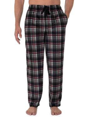 George Men's Fleece and Flannel Sleepwear