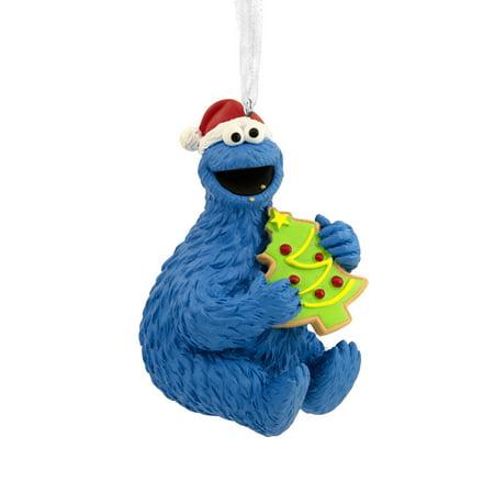 Hallmark Sesame Street: Cookie Monster Christmas Ornaments ()