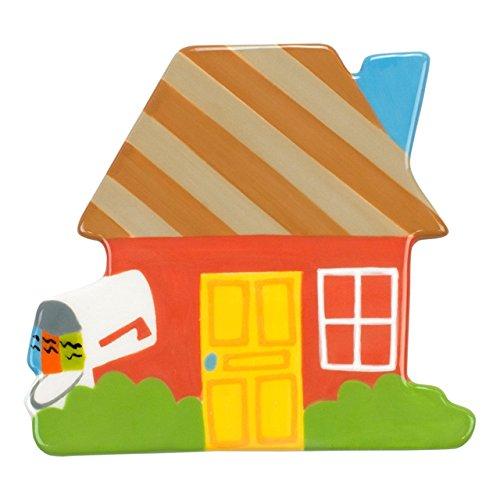 House and Mailbox Mini Happy Everything Attachment