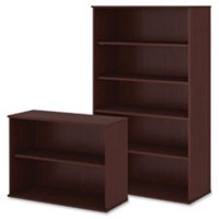 Bush Business Furniture BSHBK3036CS BBF Collection Harvest Cherry 36W Bookcase