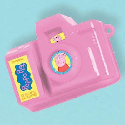 Peppa Pig Clicking Camera - Party - Pig Party Plates