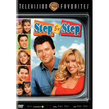 Step By Step: TV Favorites (DVD)