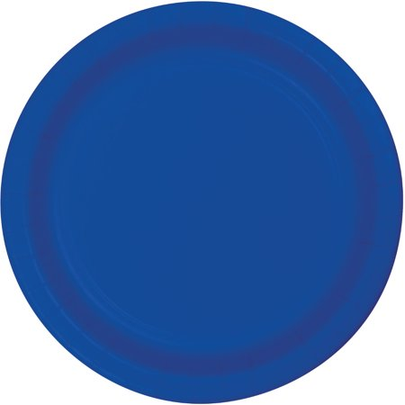 Cobalt Luncheon Plate - 7