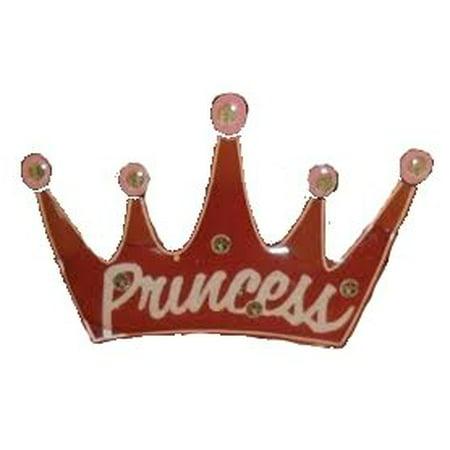 Princess Pie - Princess Flashing Pin- 1ct