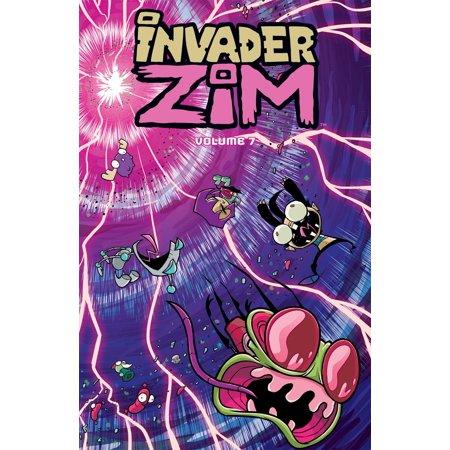 Invader ZIM Vol. 7 - Invader Zim Episode Halloween