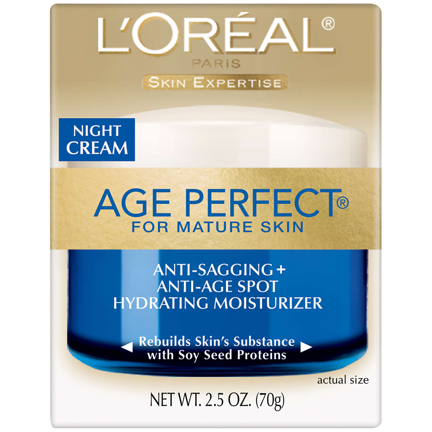 L'Oreal Paris Age Perfect Night Cream