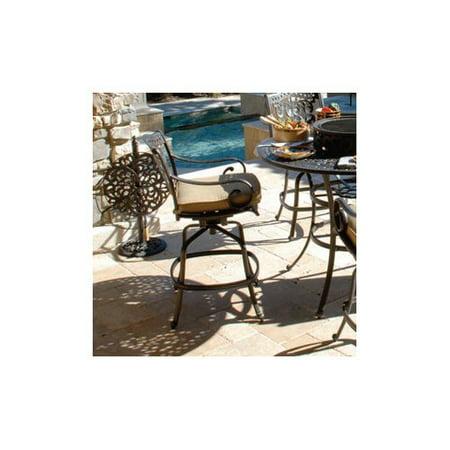 Art Frame Direct Maravilla Patio Bar Stool with Cushion ()