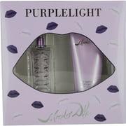 Purple Light Set-Edt Spray 1 Oz & Body Lotion 3.4 Oz