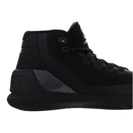 1a0dc42f23b Under Armour - Mens Under Armour Curry 3 Trifecta Black 1269279-001 -  Walmart.com