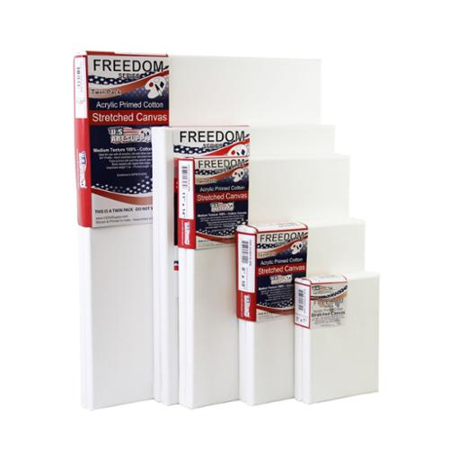 9 x 12 8 x 10 Professional Quality Medium Artist Canvas Panel Assortment Pack 24 Total Panels US Art Supply Multi-pack 6-Ea of 5 x 7 11 x 14 inch by US Art Supply