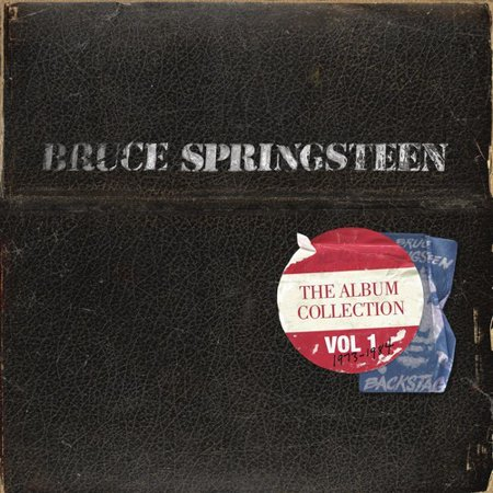 Bruce Springsteen: Album Collection Vol 1 1973-84 (CD) (Remaster)