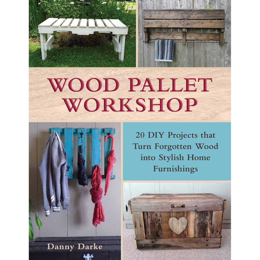 Skyhorse Publishing Wood Pallet Workshop