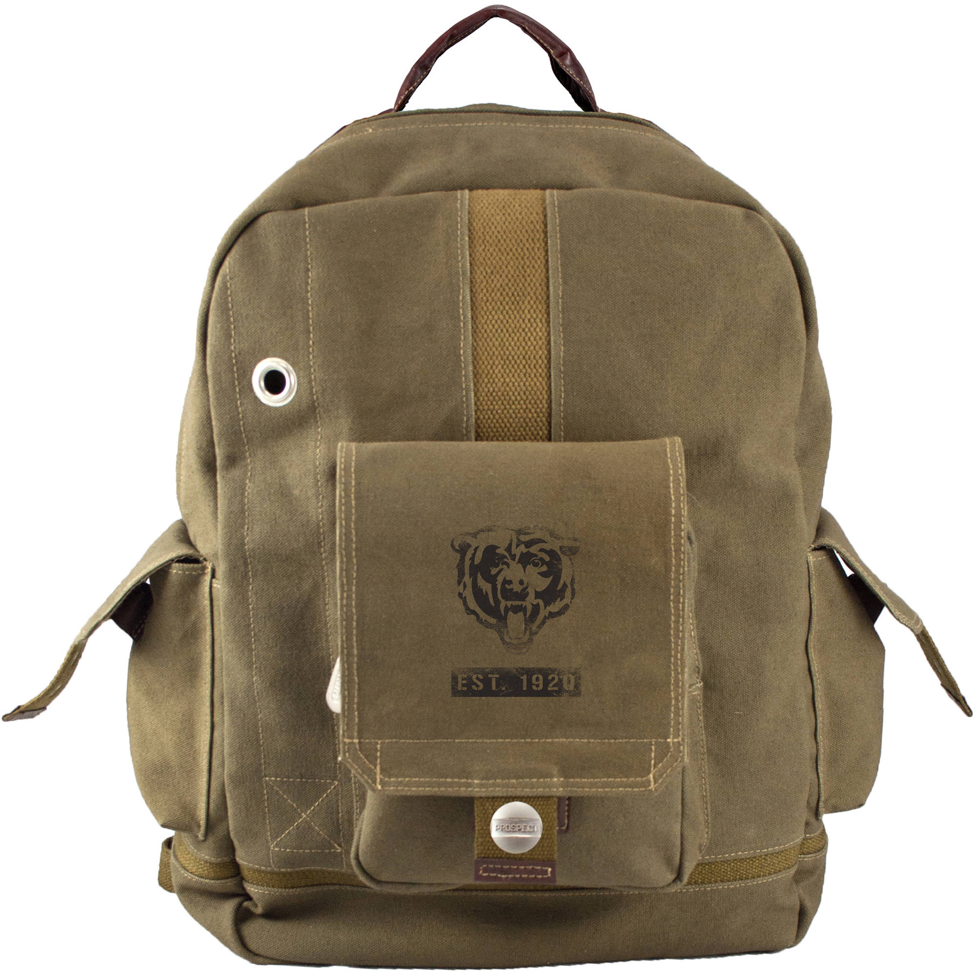 Little Earth - NFL Prospect Backpack, Chicago Bears