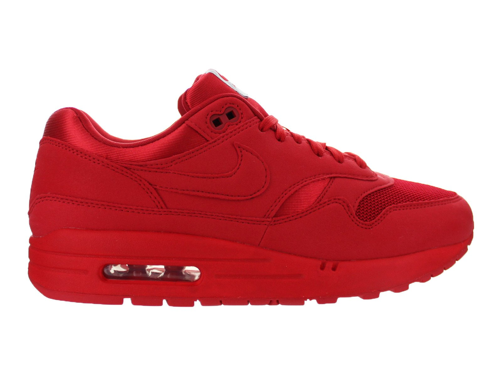 f28eff7d35 NIKE - Mens Nike Air Max 1 Premium Tonal Pack University Red Neutral ...