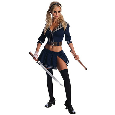 Baby Doll Sucker Punch Adult Halloween - Doll Adult Costume