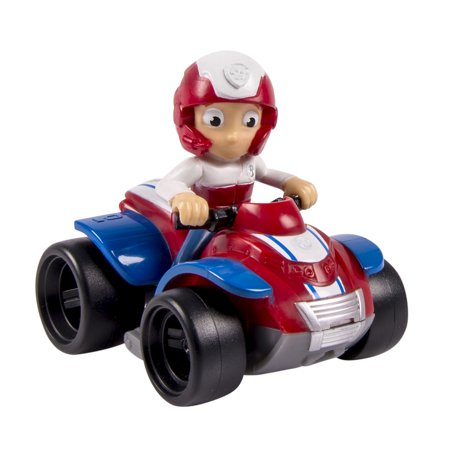Paw Patrol Racers, Ryder's ATV Vehicle - Ryder From Paw Patrol