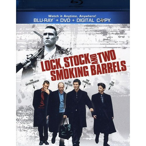 Lock, Stock & Two Smoking Barrels (Blu-ray   DVD) (Widescreen)