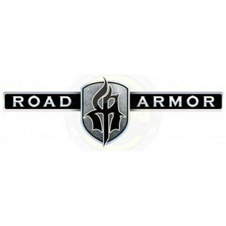 Road Armor SA004B-NW RDASA004B-NW SAHARA NON-WINCH BUMPER - BLACK - BUMPER ONLY -