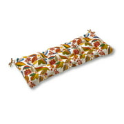 Esprit Floral 44 x 17 in. Outdoor Swing/Bench Cushion