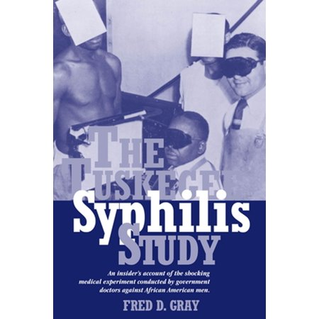 The Tuskegee Syphilis Study - eBook