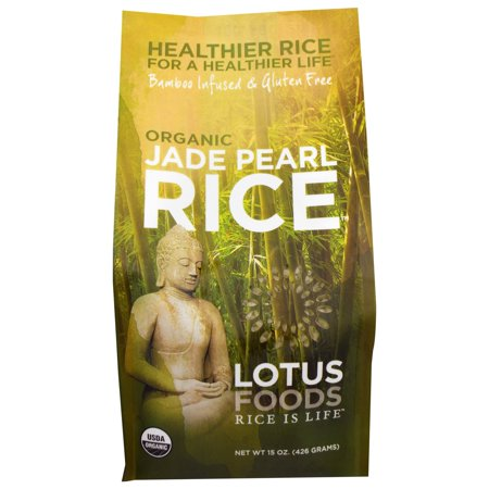 Lotus Foods Organic Jade Pearl Rice, 0.0 OZ