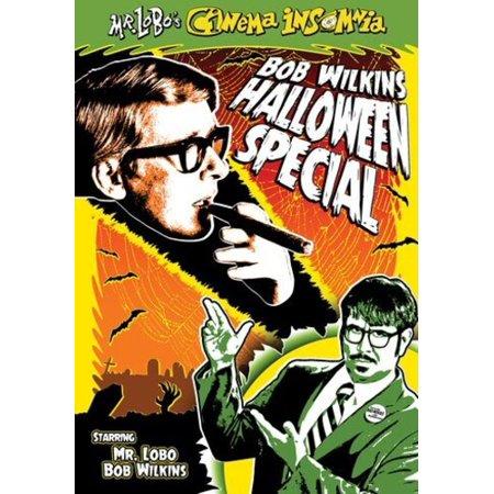 Halloween Tv Specials Online (Mr. Lobo's Cinema Insomnia: Bob Wilkins Halloween Special)