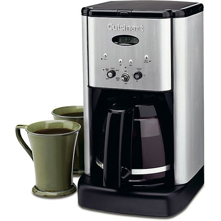 Cuisinart DCC-1200FR Brew Central 12-Cup Coffeemaker (Certified Refurbished)