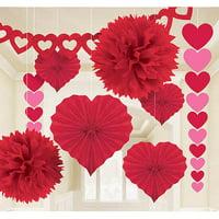 Valentine's Day Paper Decorating Kit
