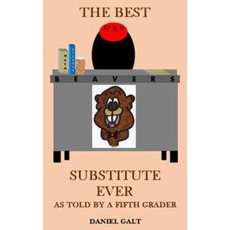 The Best Substitute Ever: As Told By a Fifth Grader - eBook](Halloween Art For 5th Graders)