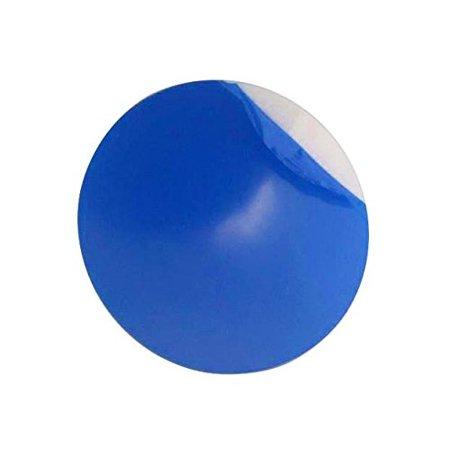 source one clear acrylic plexiglass lucite circle round disc, diameter 12