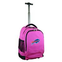 Buffalo Bills 19'' Premium Wheeled Backpack - Black - No Size