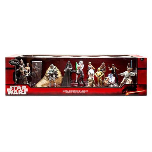 Disney Star Wars The Force Awakens The Force Awakens Mega PVC Figure Play Set