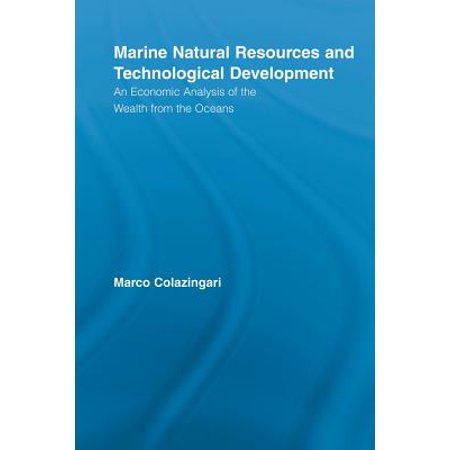 Marine Natural Resources and Technological Development : An Economic Analysis of the Wealth from the