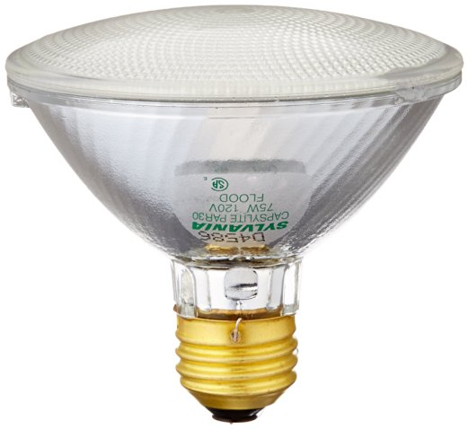 Sylvania 14606 - 75PAR30/CAP/SPL/FL40 - 75 Watt PAR30 Flood Light Bulb
