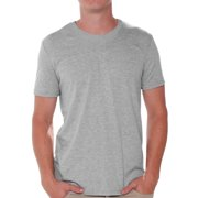 Gildan Men Grey T-Shirts Value Pack Shirts for Men Pack of 6 Pack of 12 Grey Shirts for Men Gildan T-shirts for Men Gray T-shirt Casual Shirt Basic Shirts