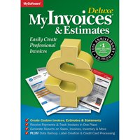 My Invoices And Estimates Deluxe 10 (Email Delivery)