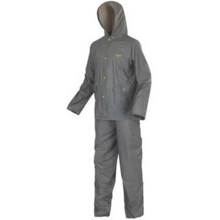 Adult Rainout PVC Rain Suit (Industrial Rain Suit)