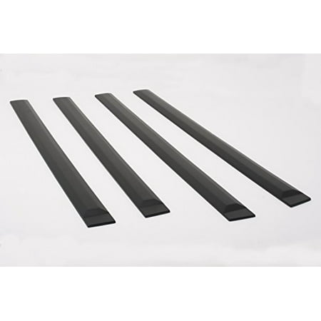EGR 953474 Rugged Look; Body Side Molding; Set Of 4; No Drill; Front And Rear; Front 41.5 in.; Rear 34.5 in.; Mdx Body Side Molding