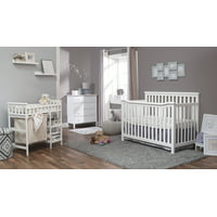 Sorelle Palisades Room In a Box | Crib, Dresser, and Hamper