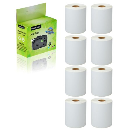 Shipping Code (GREENCYCLE 8 Roll (250 Labels/Roll) Compatible Direct Thermal Paper Label 4 x 6 inch 1'' Core Blank Shipping Address Barcode Multi-function Labels For Zebra GK420T LP-2442 LP-2443 Label)