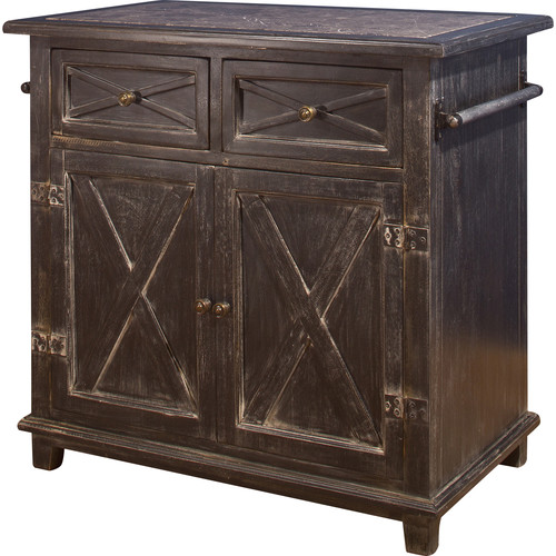 Loon Peak Medford Kitchen Island