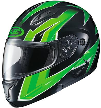 HJC CL-MAX 2 Ridge Modular Helmet Orange XS  978-961