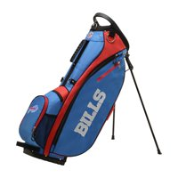Wilson NFL Carry Golf Bag, Buffalo Bills
