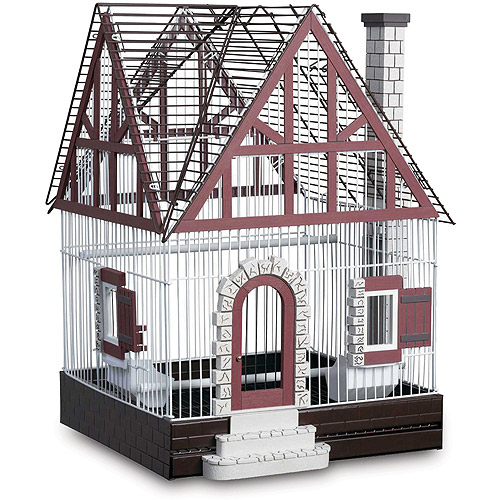 Prevue Pet Products Featherstone Heights Tudor Birdcage