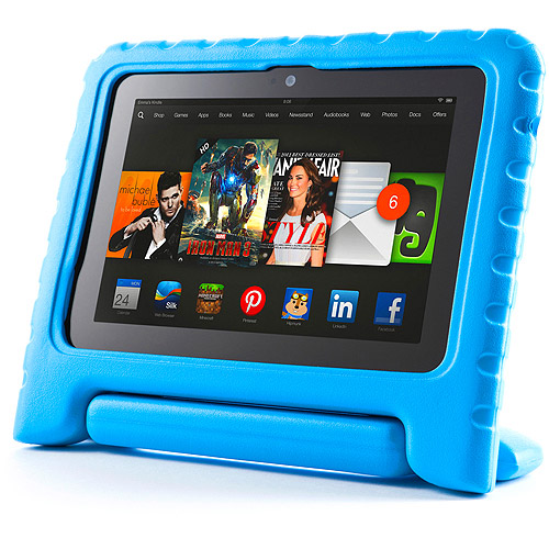 "i-Blason ArmorBox Kido Series for Amazon Kindle Fire HDX 7"" Case, Assorted Colors"